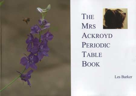 The Mrs Ackroyd Periodic Table Book
