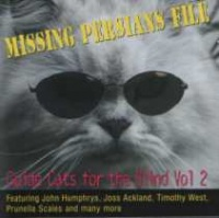 OSMO CD 032 The Missing Persians File